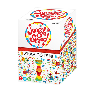 Gra Jungle speed- złap totem!