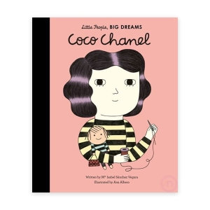 Little People, Big Dreams - Coco Chanel