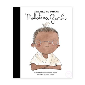 Little People, Big Dreams - Mathama Gandhi