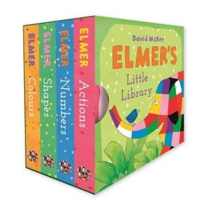 Pakiet: Elmer's Little Library