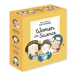Little People, Big Dreams - Women in Science