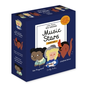 Little People, Big Dreams -  Music Stars