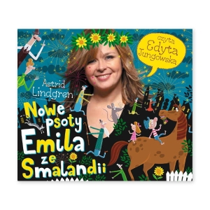Nowe psoty Emila ze Smalandii (audiobook | CD)