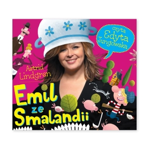 Emil ze Smalandii (audiobook | CD)
