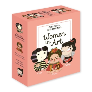 Little People, Big Dreams - Women in Art