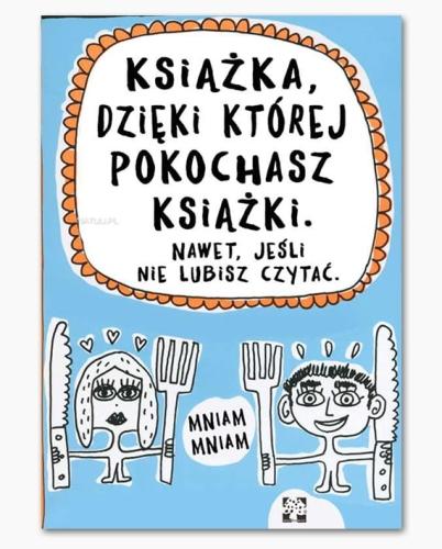 Książka Dzięki Której Pokochasz Książki