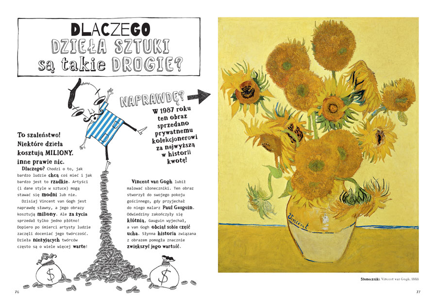 Blog Najlepsze Książki O Sztuce Dla Dzieci Natuli